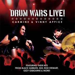 Drum Wars CD